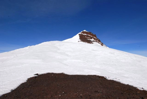 Partial view of the summit.