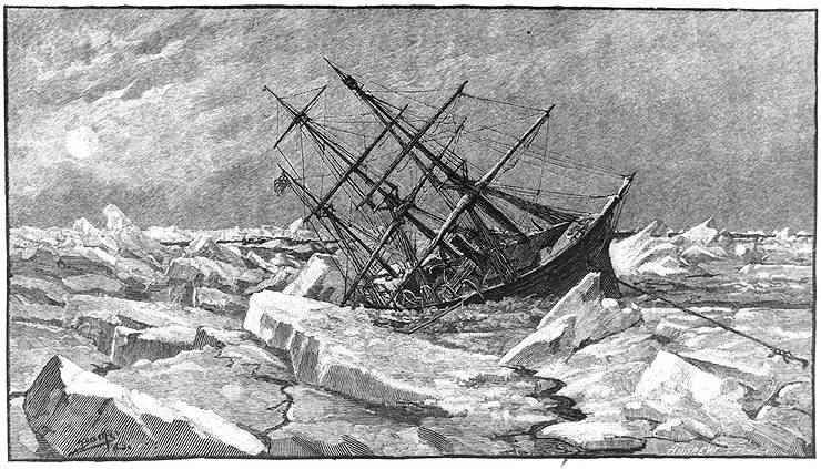 For the historical context of our Pax Arctica New Siberian Island expedition, must read:    http://ow.ly/dp1430fxyP3    or even better, the entire book Kingdom of the Ice... narrative non-fiction as a page-turner...    http://www.hamptonsides.com/writing/in-the-kingdom-of-ice/