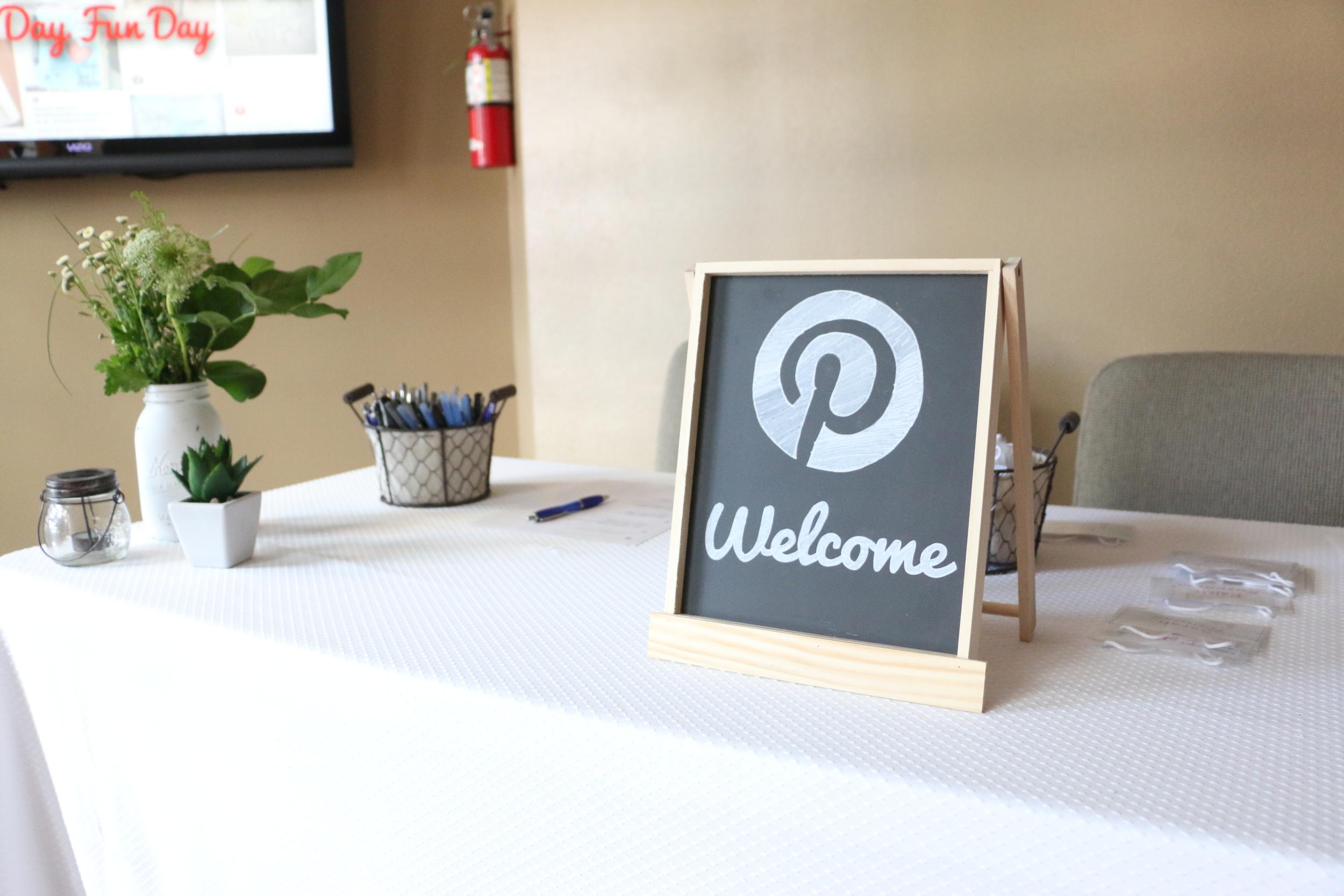 Pinterest & Proverbs Fun Day