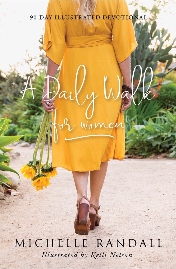 A Daily Walk for Women - Walking with the Lord is similar to exercise – if consistent we see results. As we seek to walk daily with Jesus we see benefits much like physical exercise. We grow strong spiritual muscles, gain endurance and become spiritually healthy. This daily devotional will challenge you to see Jesus more each day and you will be encouraged to dig deeper into God's Word as you digest the simplicity of the wisdom from a pastor's wife.ORDER HERE!