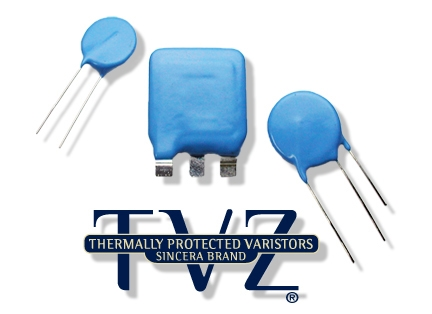 THermally Protected Varistors by world products