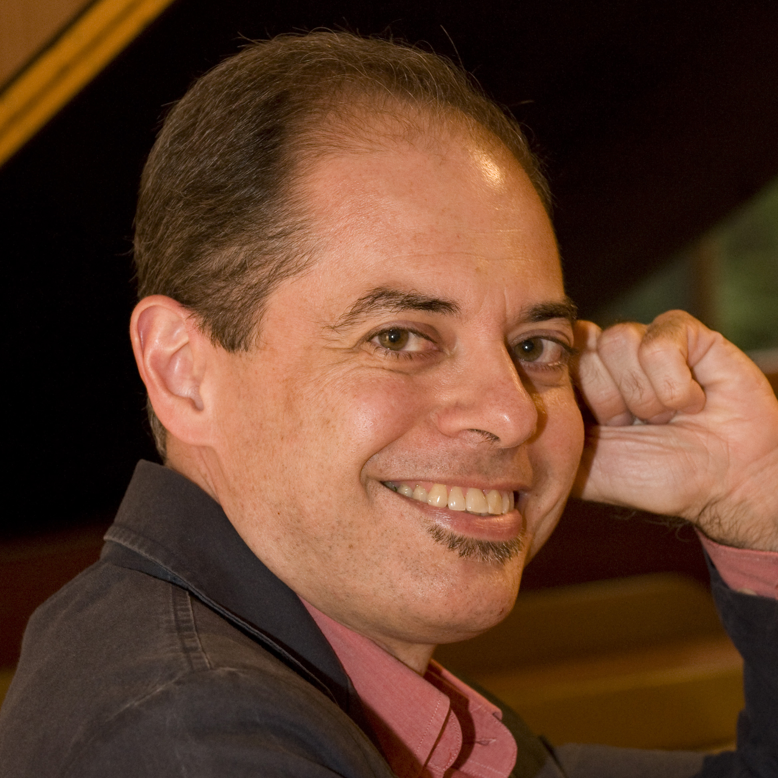 Jorge Martín composer - Click here to read interview.