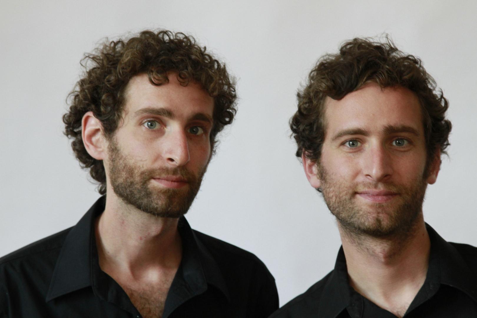 Doug (l.) and Brad (r.) Balliett