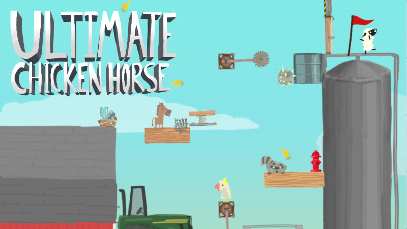 ultimate chicken horse free download pc