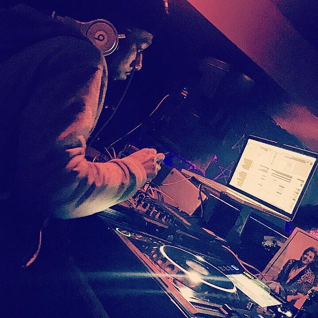 Last night… @averys_on_hst  📷 by @_mrtailormade #TurnDatShitLOUD #PartyFilter