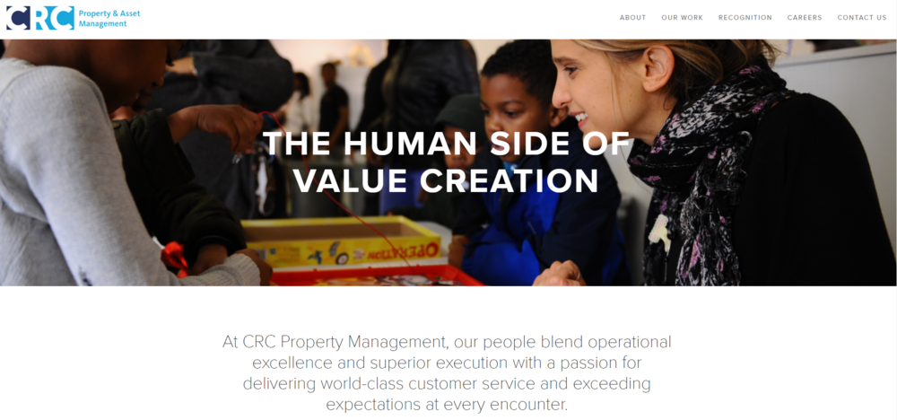 CRC Companies | Recognition