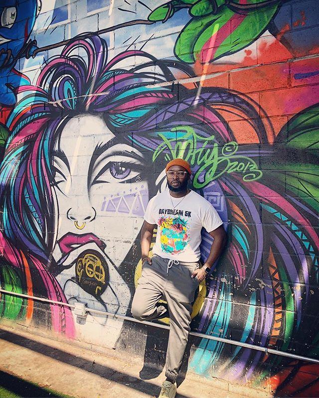 Street art consumer. #daydream5k