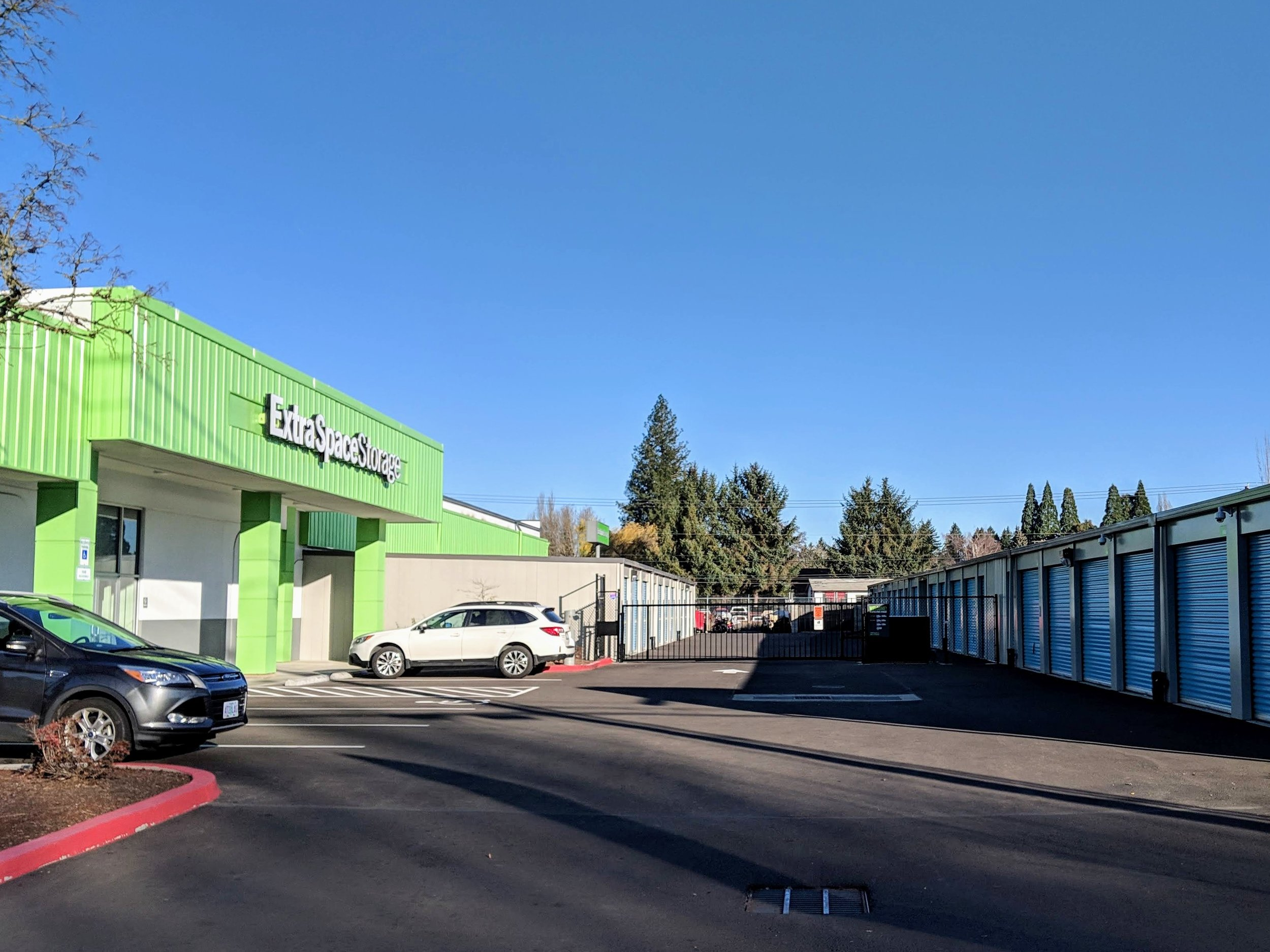 Get Space Self Storage - Hillsboro & Witch Hazel