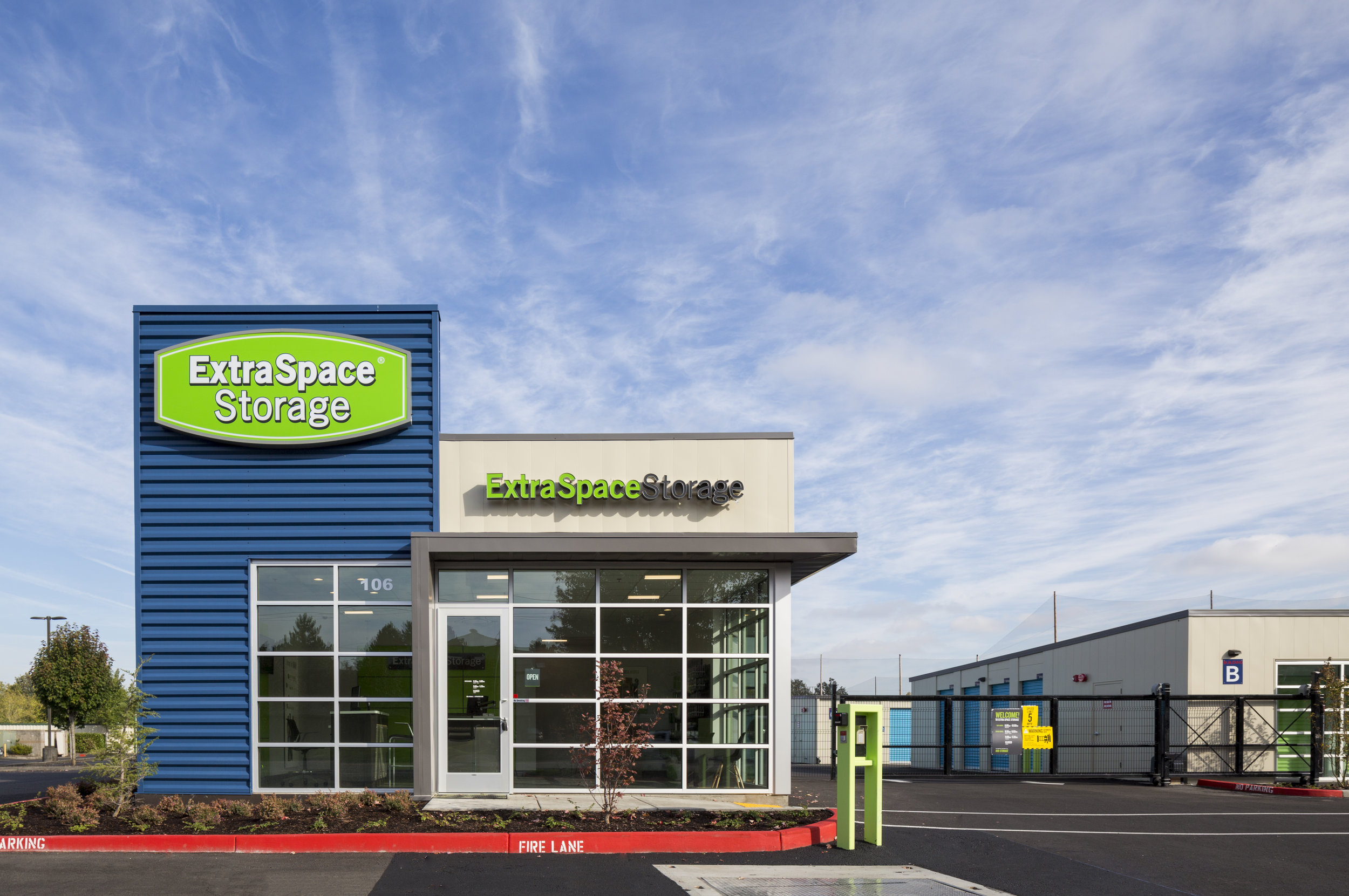 Get Space Self Storage - Vancouver & 139th