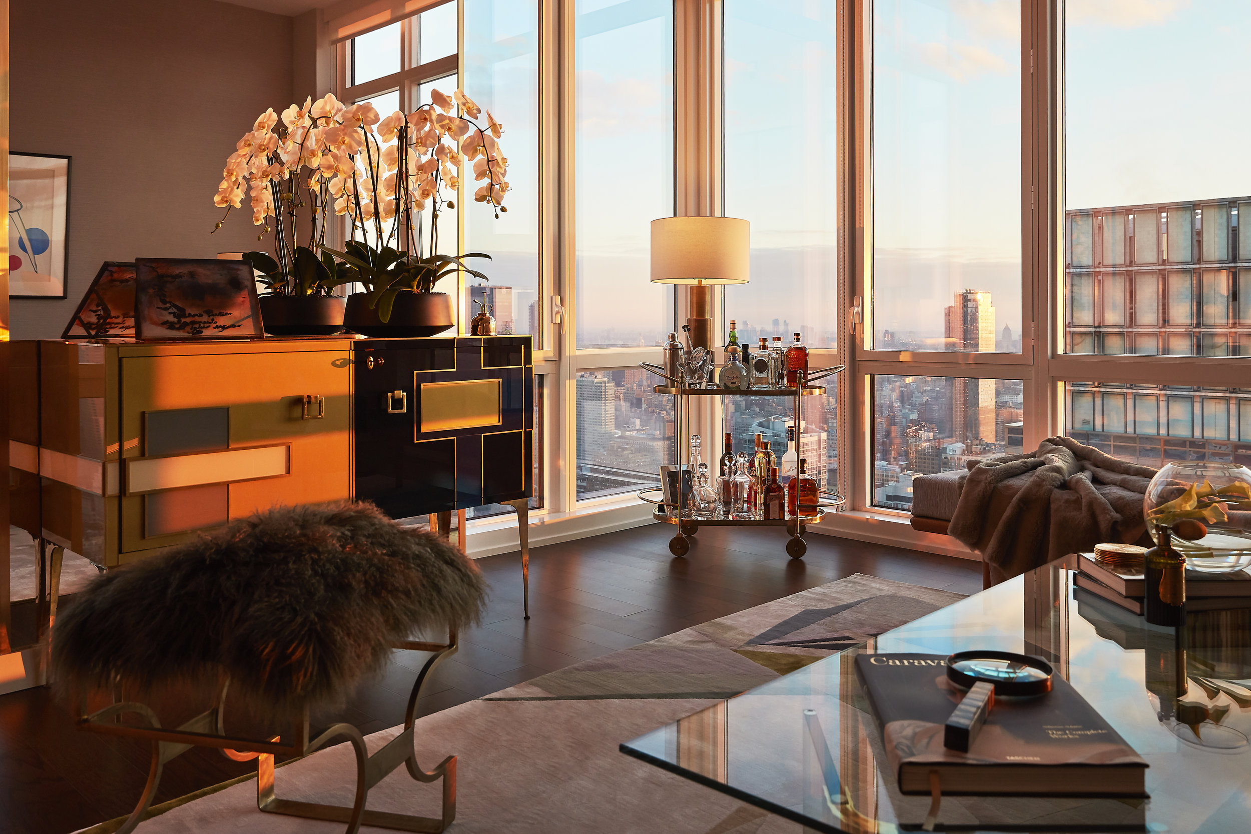 Designed by Woulfe, Sky Penthouse