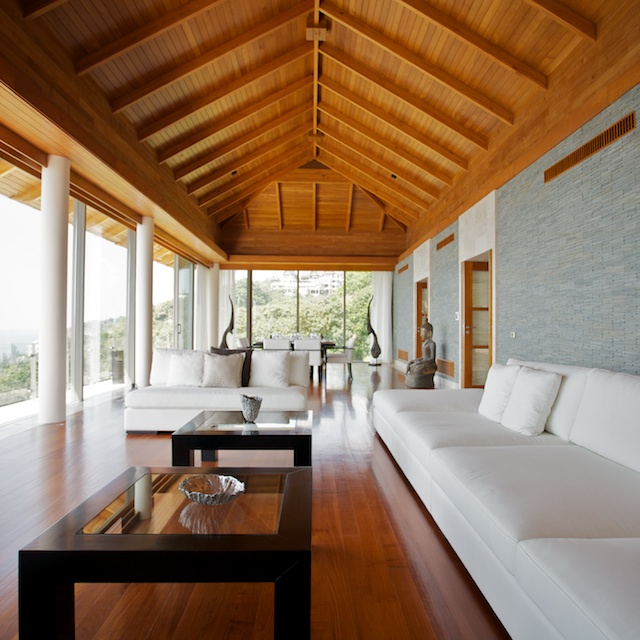 Designed by Woulfe, Luxury Villa