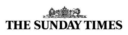 Designed by Woulfe - The Sunday Times