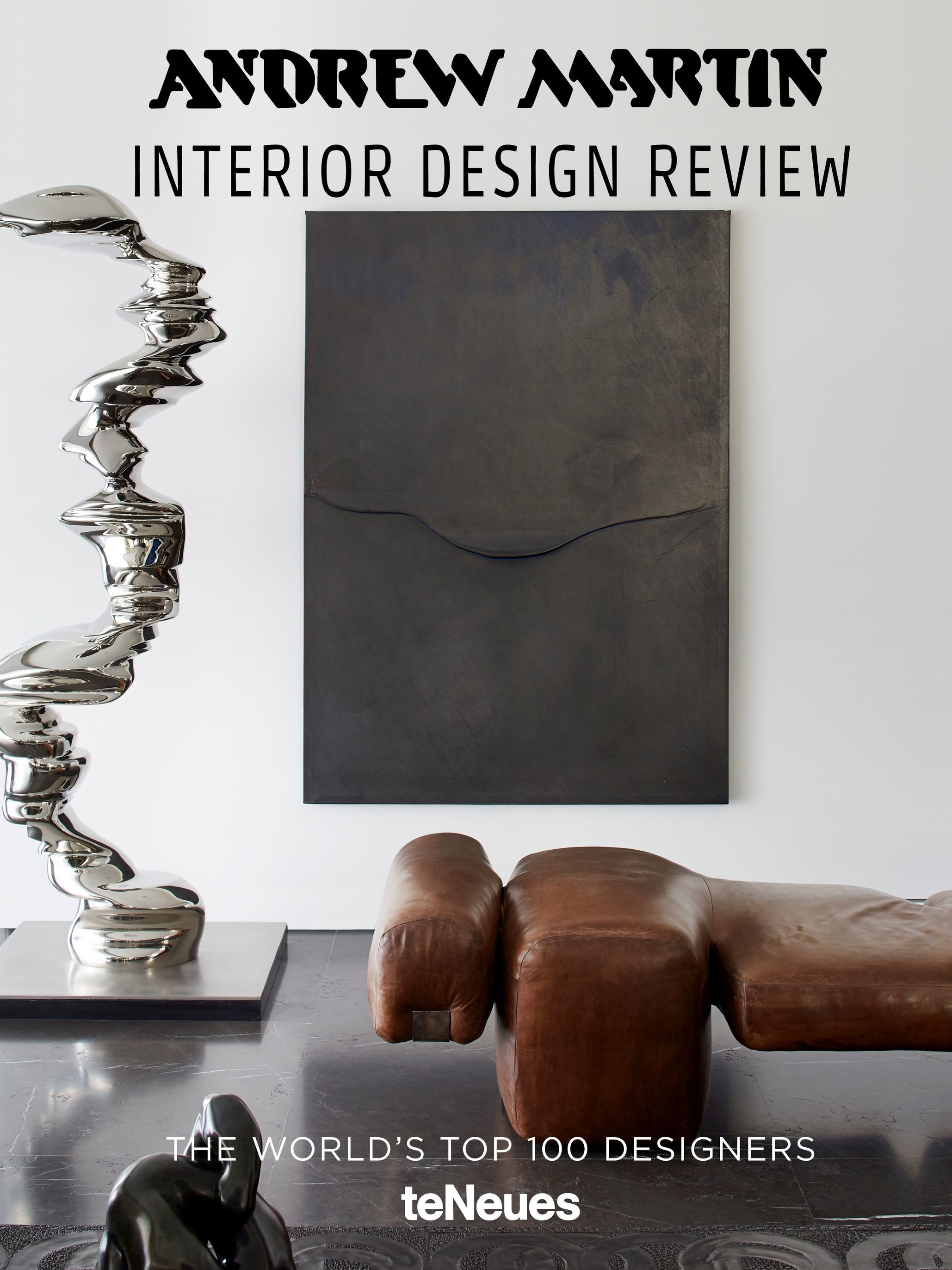 Designed by Woulfe - Andrew Martin, Interior Design Review, VOL.21