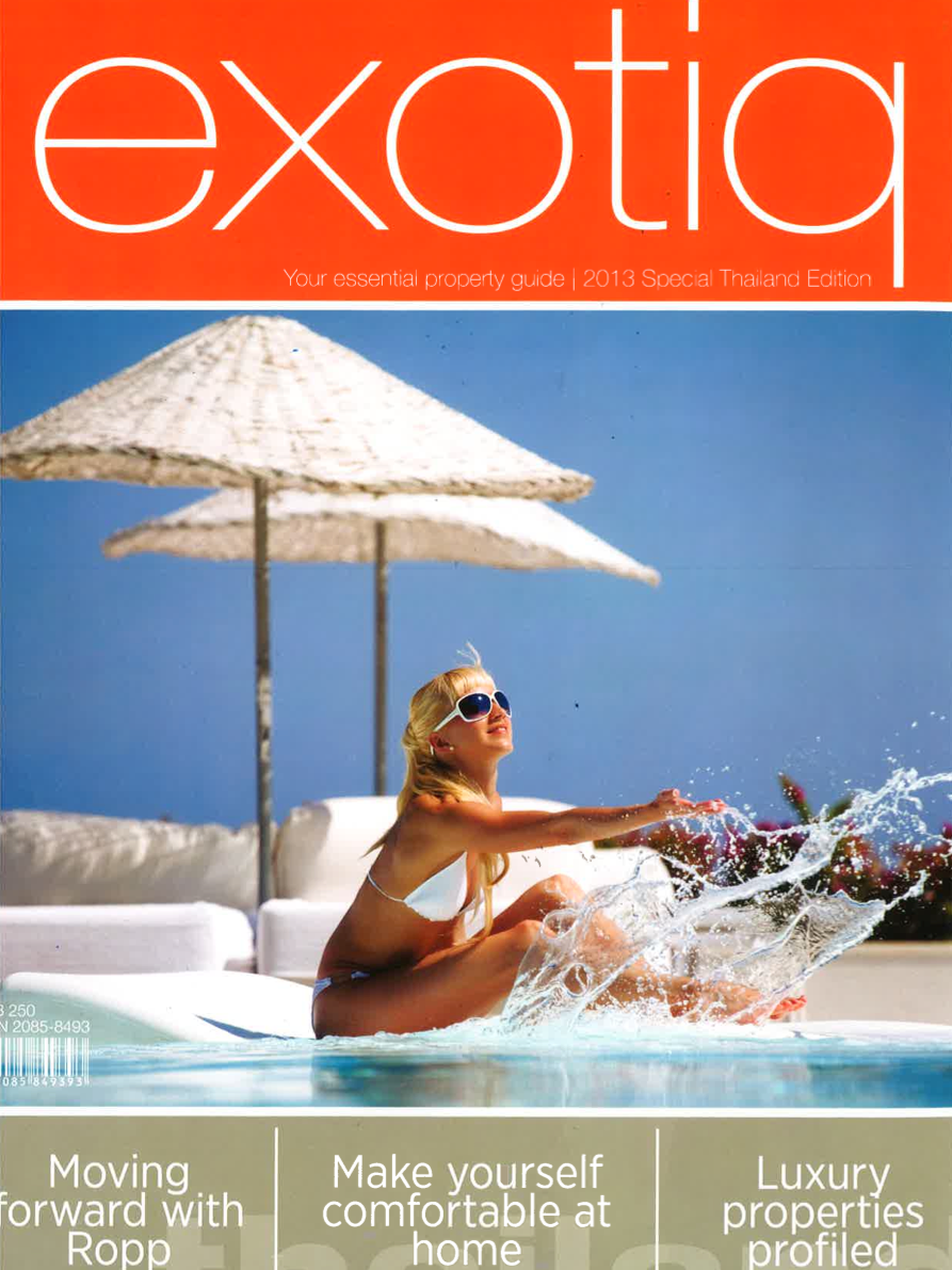 Brian Woulfe, Designed by Woulfe - Exotiq Magazine