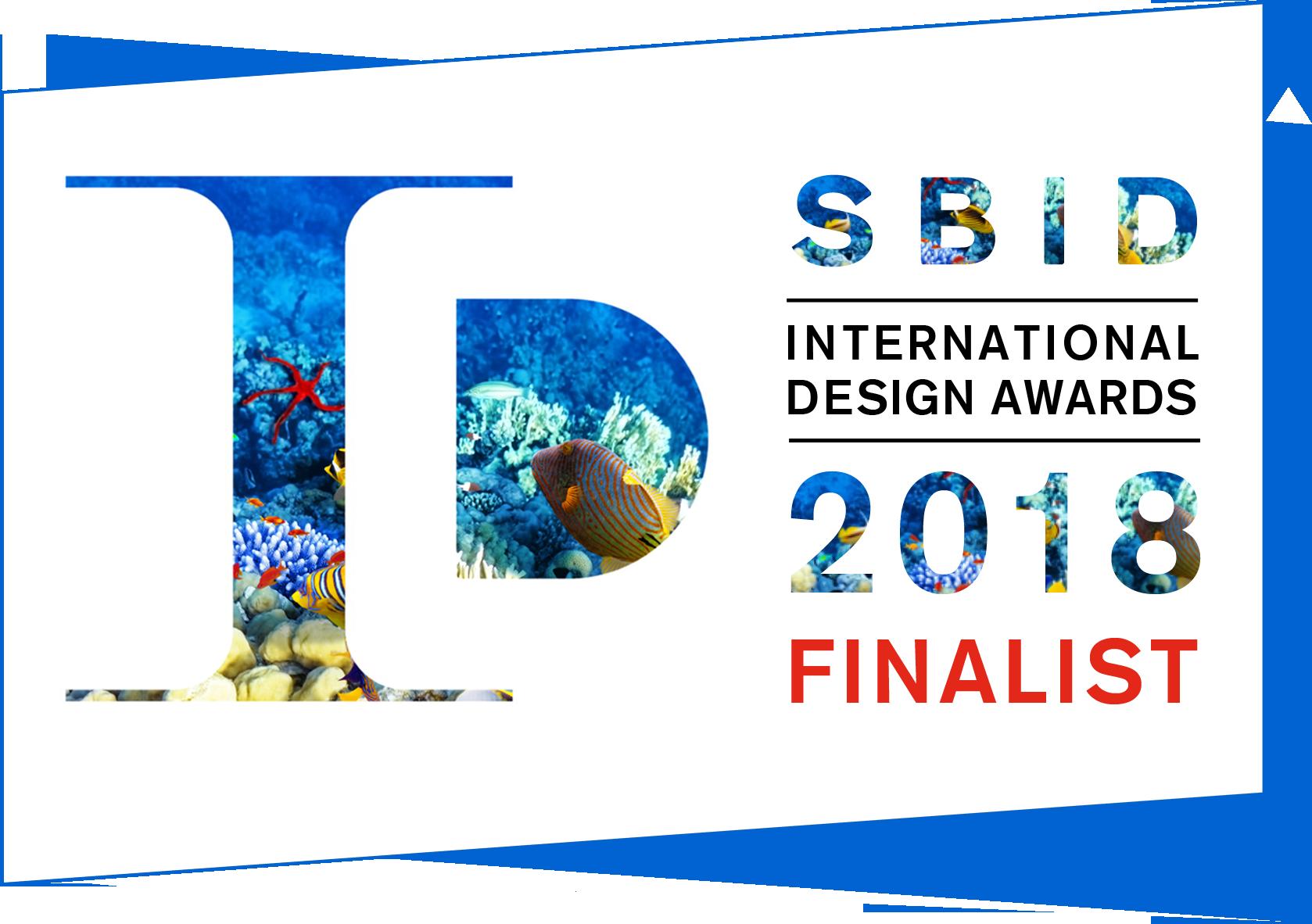 Designed by Woulfe, SBID International Design Awards