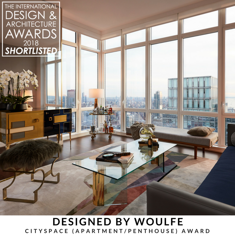 Designed by Woulfe, The International Design & Architecture Awards