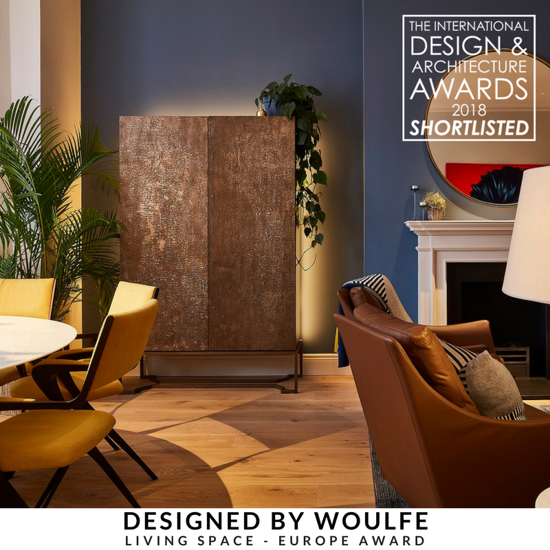Designed by Woulfe, The International Design & Architecture Awards 2018