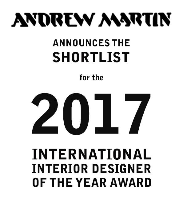 Designed by Woulfe, Andrew Martin Design Review 2017