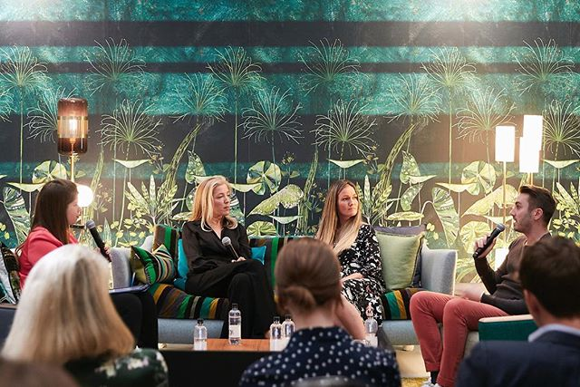 Thank you to everyone who attended our seminar on The International Reach of London Interior Designers.  @thedesigneditor thank you for leading the discussions.