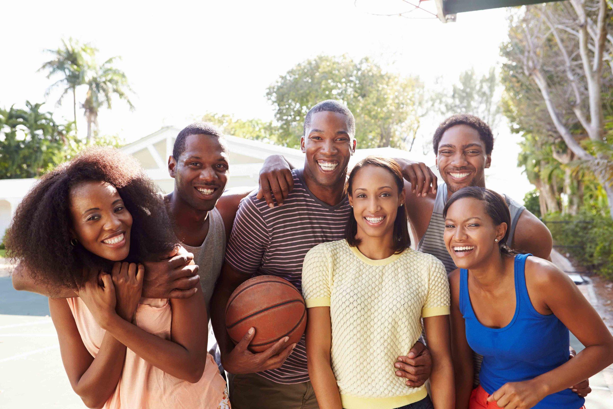 black people group