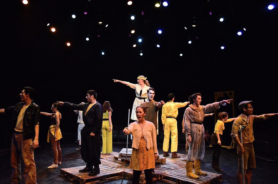 "Little Becky Two Shoes- ""Urinetown"""