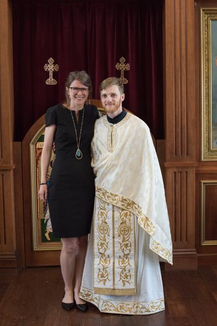 Seminarian & Theological Students — Metropolis of San