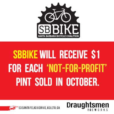 SBBike Beer Karma Tap table tent 1