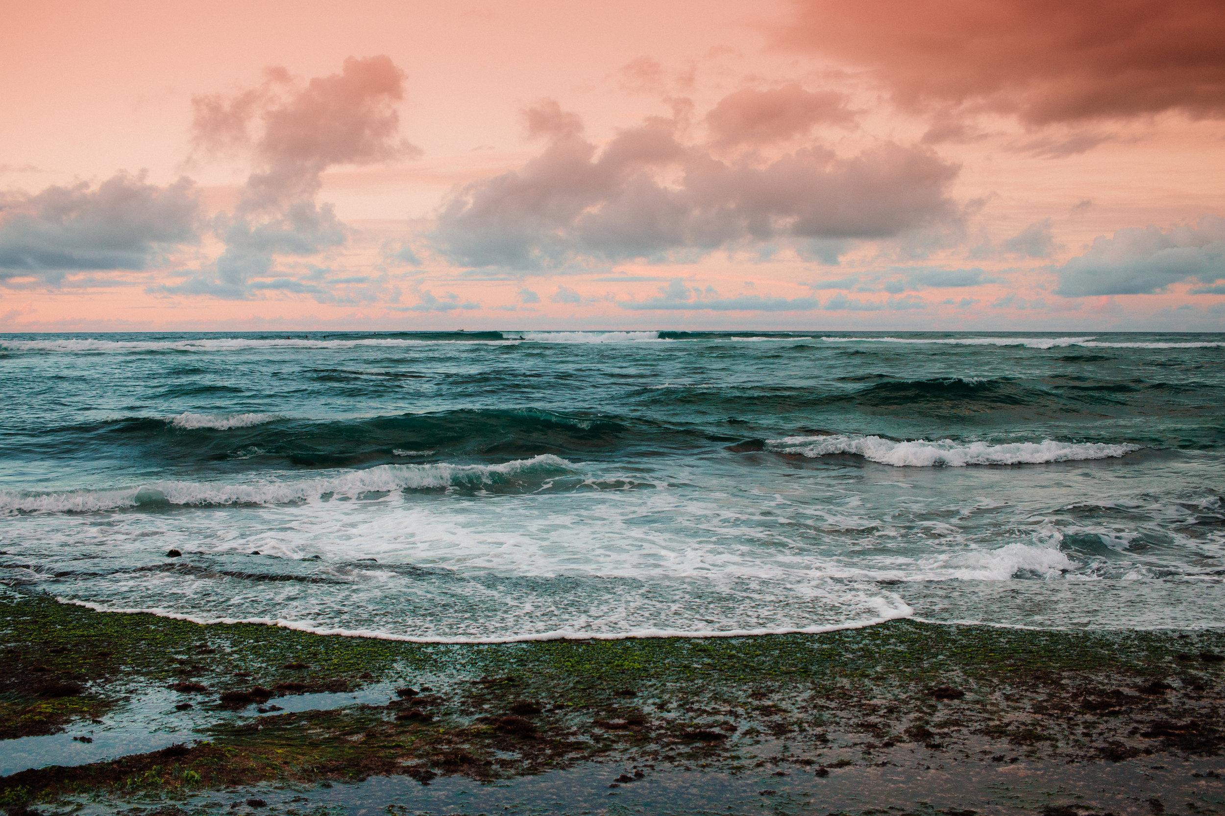The Beach copyright Jordan Swain