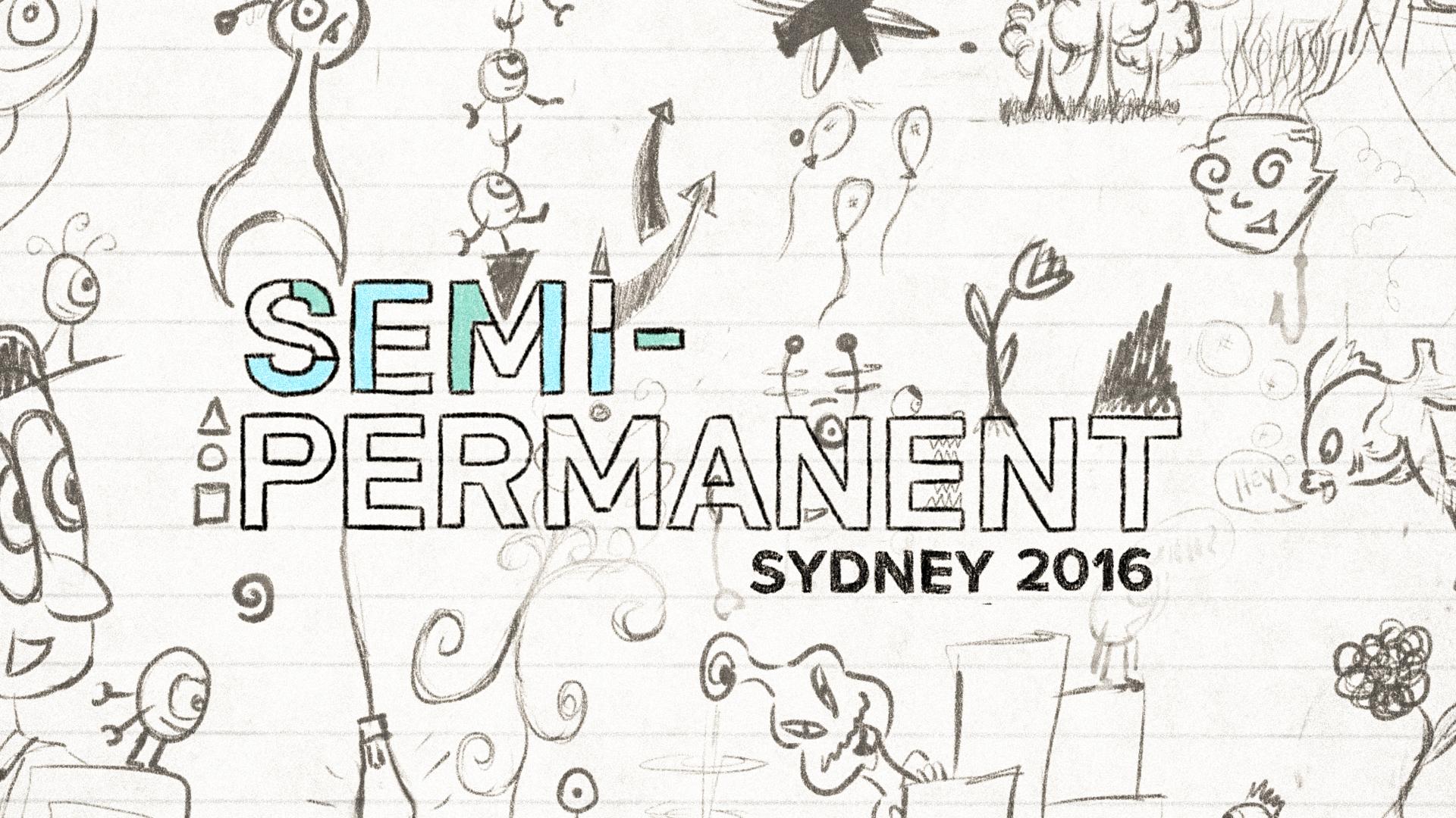 SEMI PERMANENT 2016