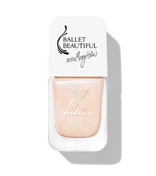 Satin Slippers ballerina pink