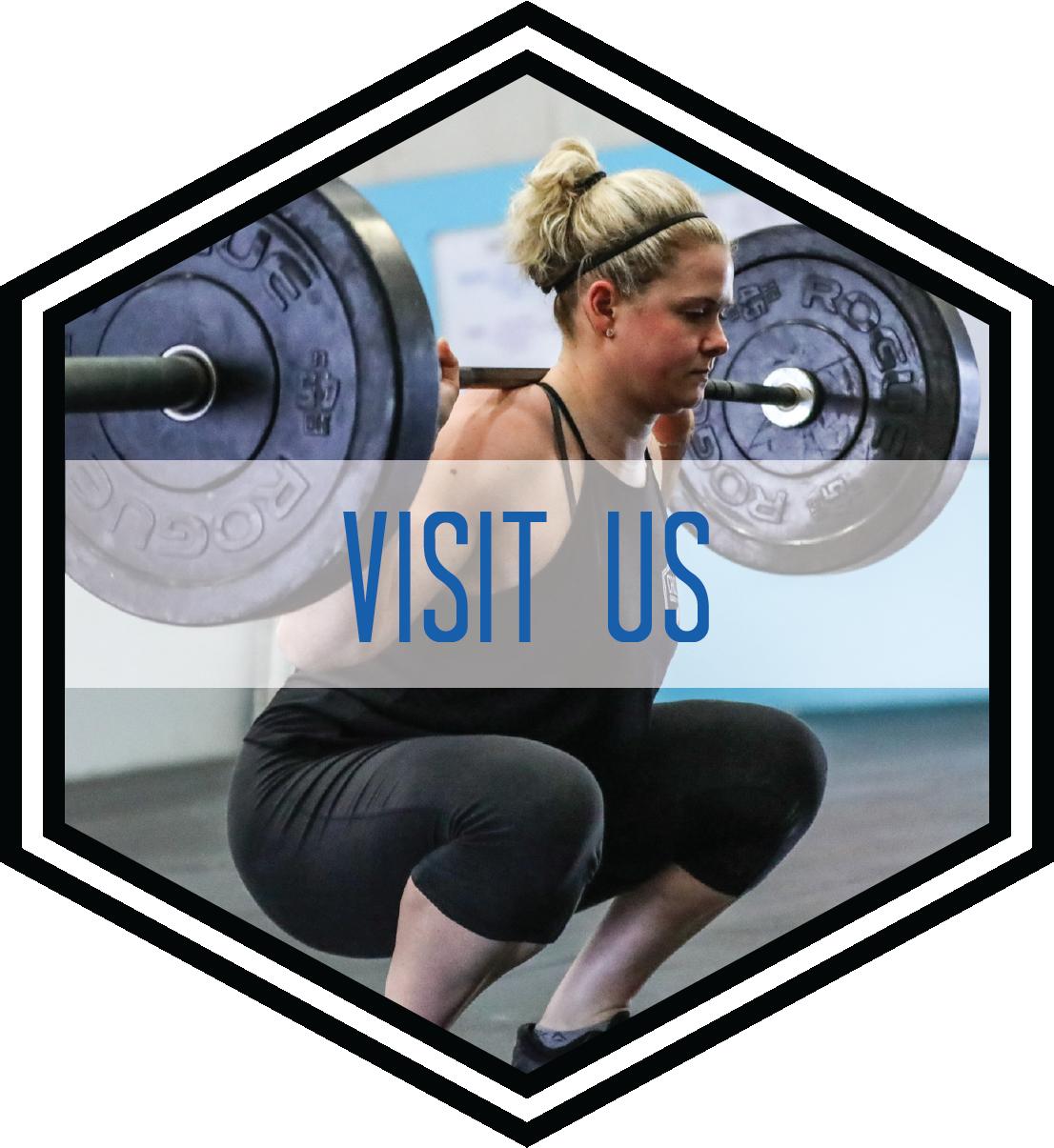 Visit CrossFit Good Fortune in Niantic, CT