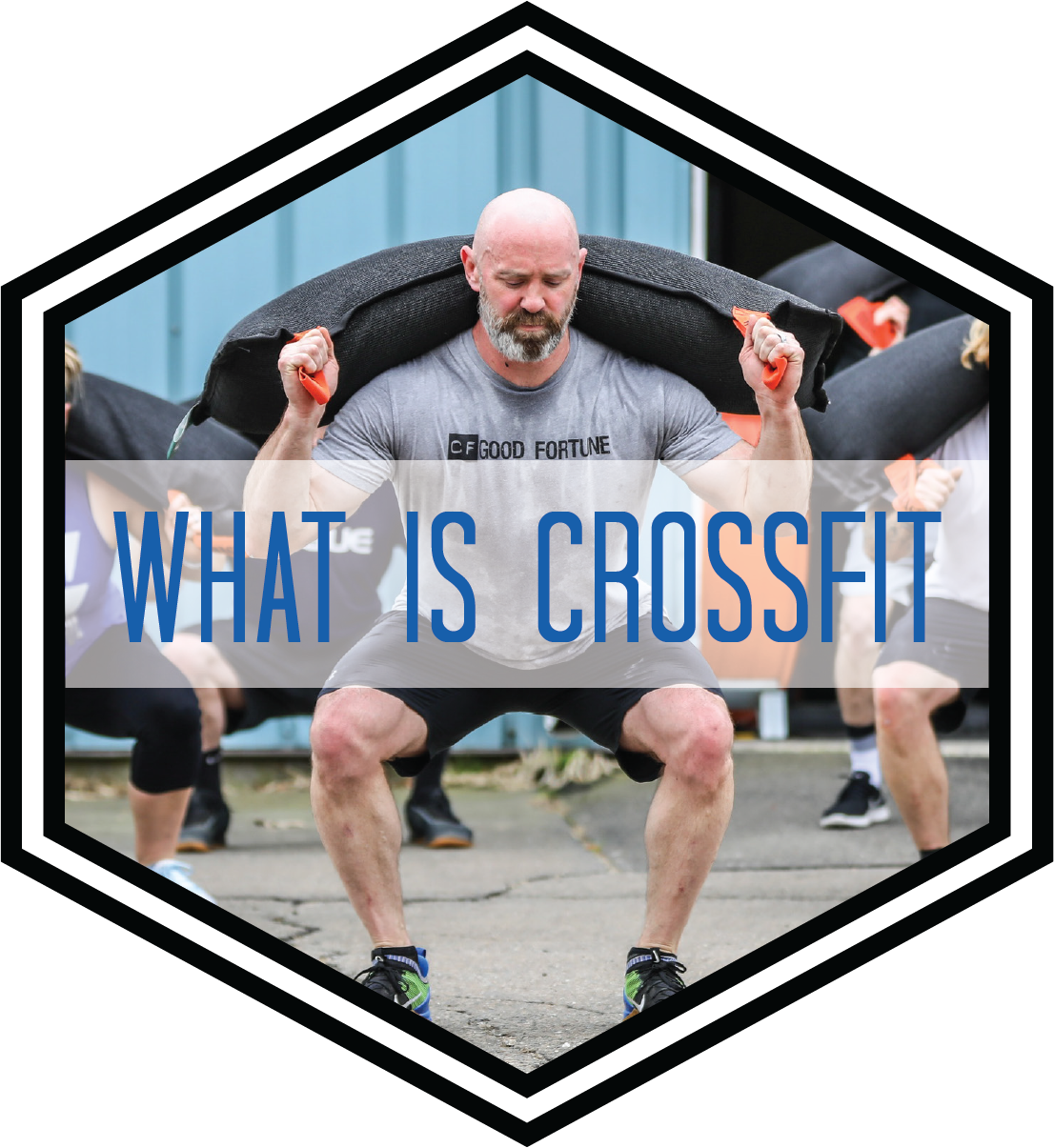 CrossFit Good Fortune : What is CrossFit