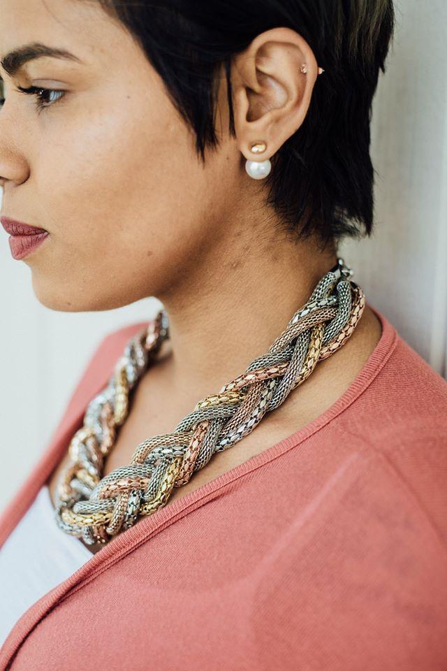 Earrings: Gifted (TJ Maxx)