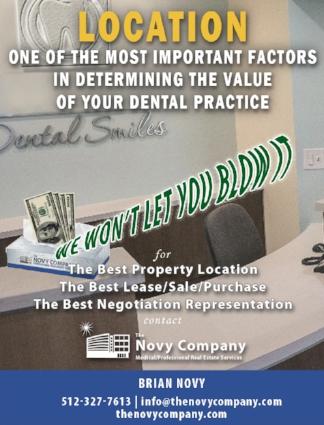 Capital Star Dental Trade Publication Q-1 2016 Advertisement