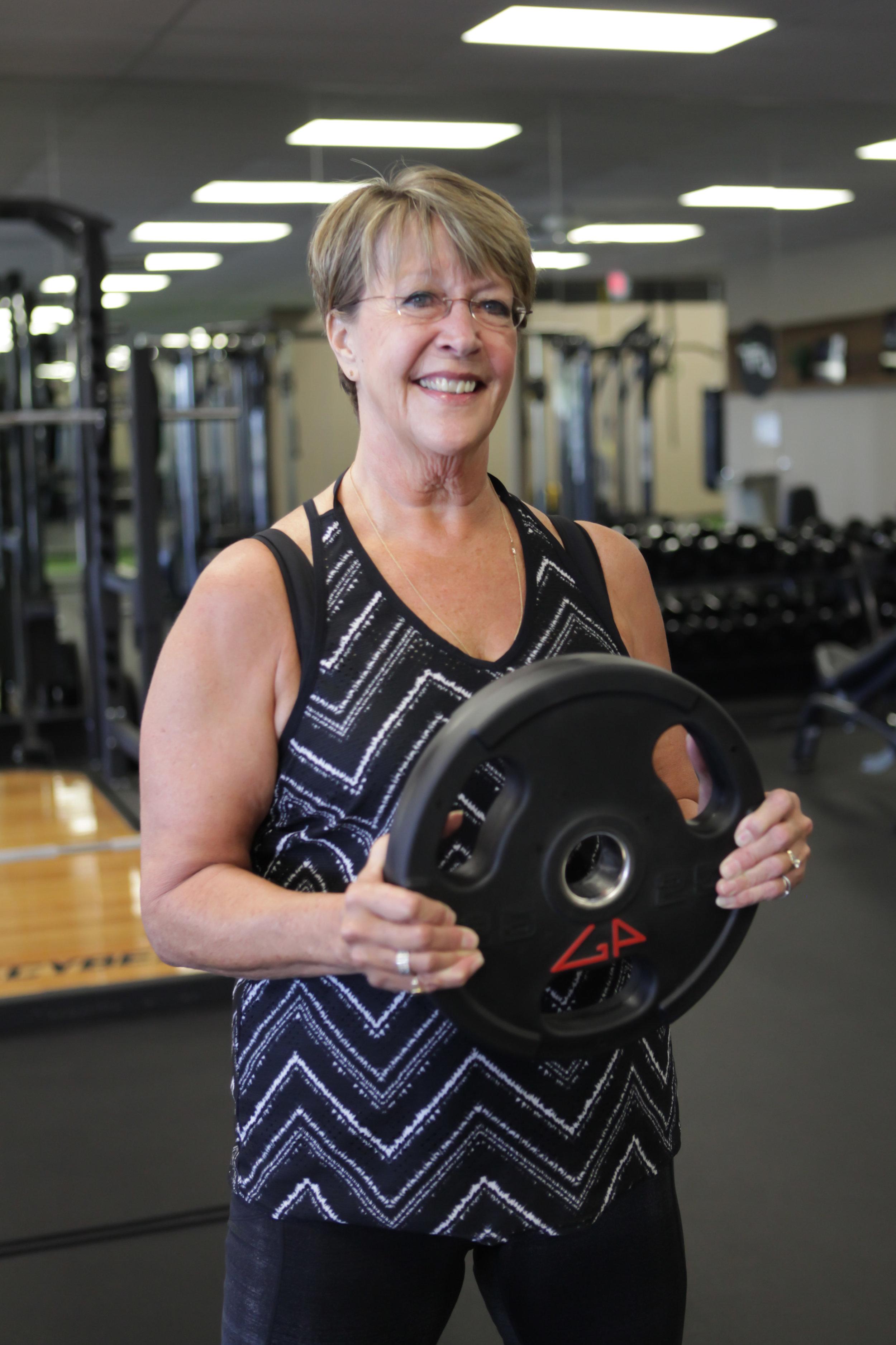 Nita - Knee Pain & Core Instability -