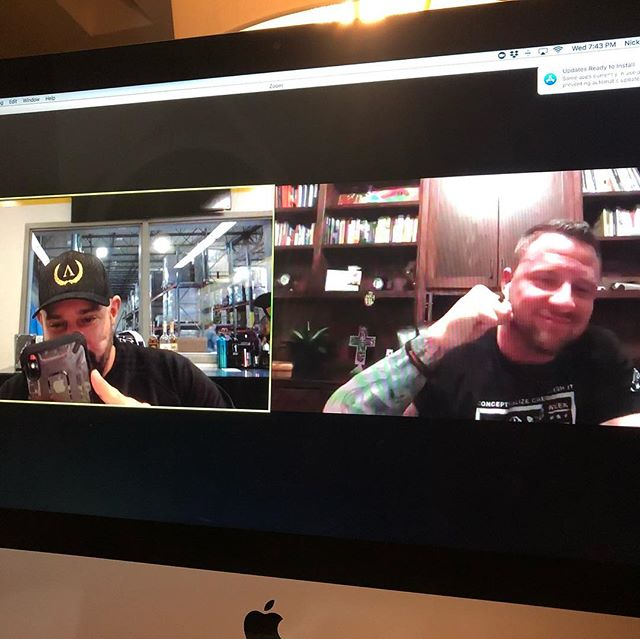 "Surround yourself with people that inspire and encourage positive change in your life. Build a team in which you can work together to support each other and build better lives.  Honored to have been accepted into the Arete group and be coached by Andy Frisella and Ed Mylett and to have awesome calls like tonight's with Andy and guest Ryan Stewman.  I never learned how to be a ""business owner"".... but I've always been passionate about doing a good job for my clients and community so that their lives can improve. I'd be lying if I said Nick and I know exactly what we're doing. We try our best, we make mistakes, and we try again. Above all, we care about people and here we are 💚  Getting advice and learning from people who have built their businesses from the ground up has been so impactful. Super excited to take action on tonight's lessons!! #iamarete #aretesyndicate #areteaccelerator #justdudas #dudasfitness #personaltraining #personaltrainer #stcharles #workhardstayhumble #care #legionofboom #phamily #1stphorm #duespaid #stlouis #stlfitness #stlfit"