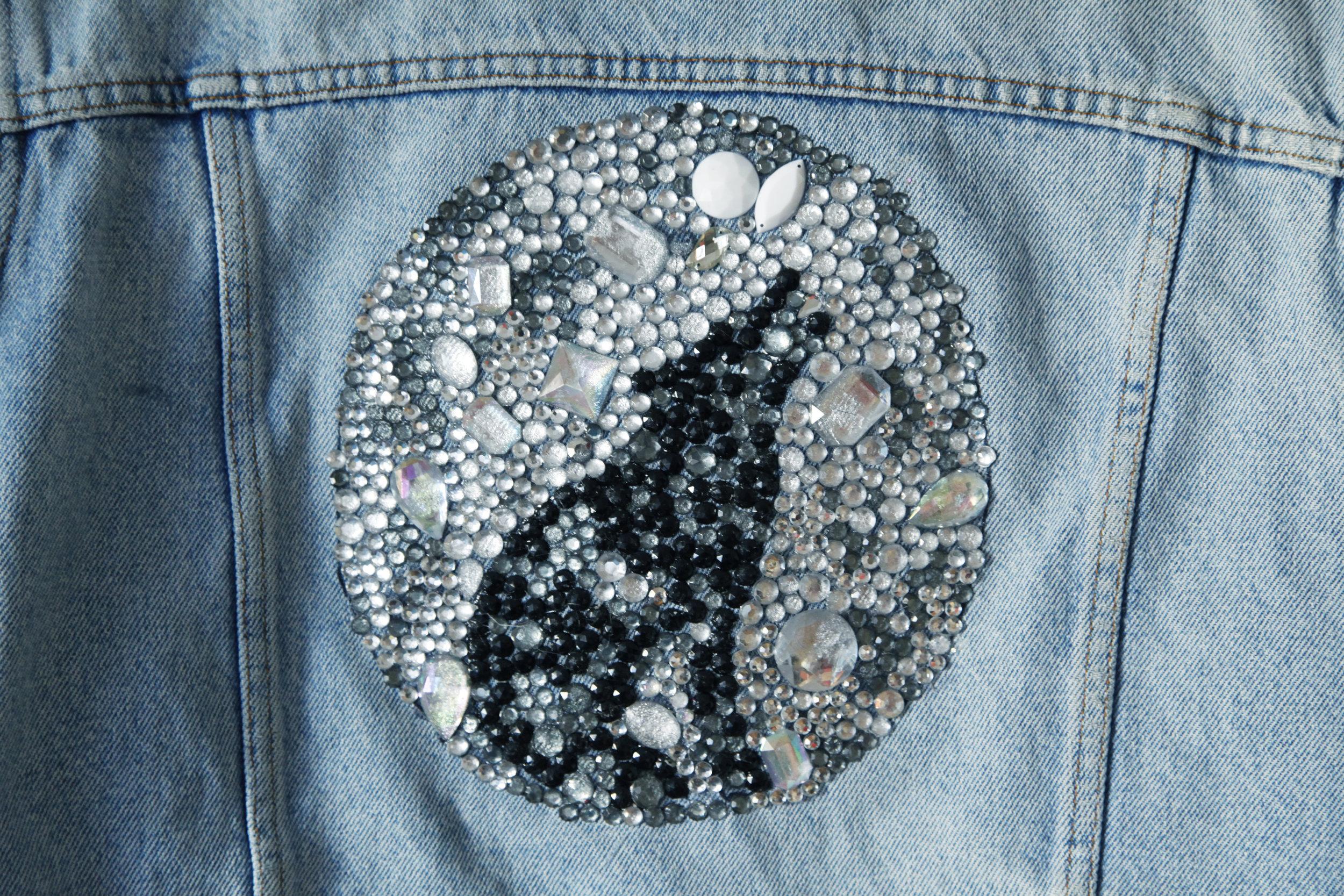 Wolf Vest (detail)