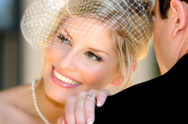 Bridal Portrait of Lauren / Meyer Photography