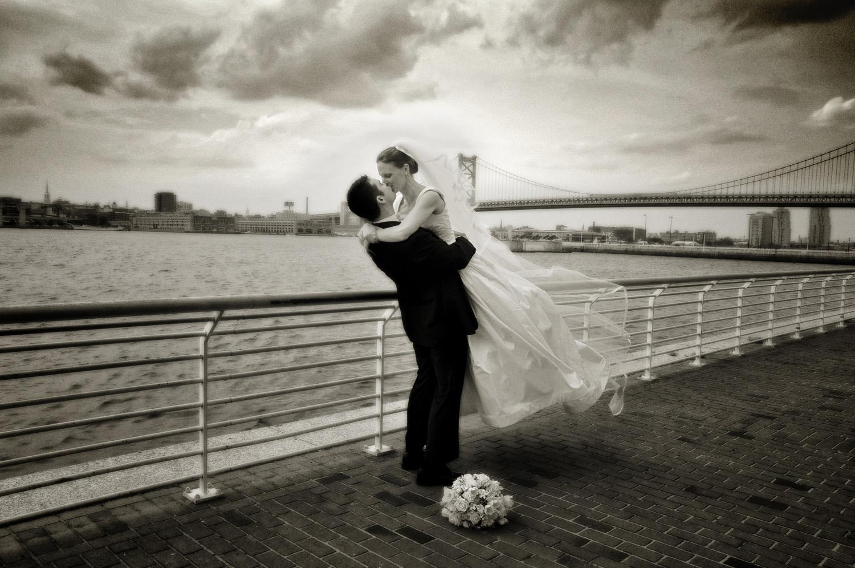 Camden NJ riverfront / Meyer Photography