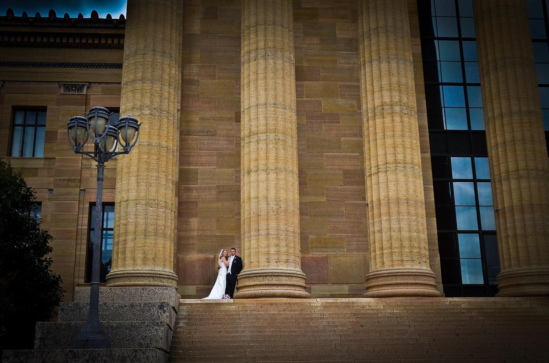 Philadelphia Art Museum steps / Meyer Photography