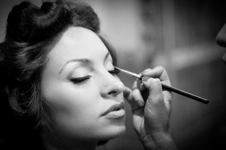 bride gettting ready / Meyer Photography