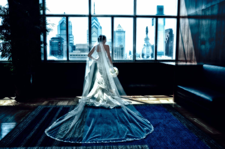 Lowe's Downtown Philadelphia Hotel wedding / Meyer Photography