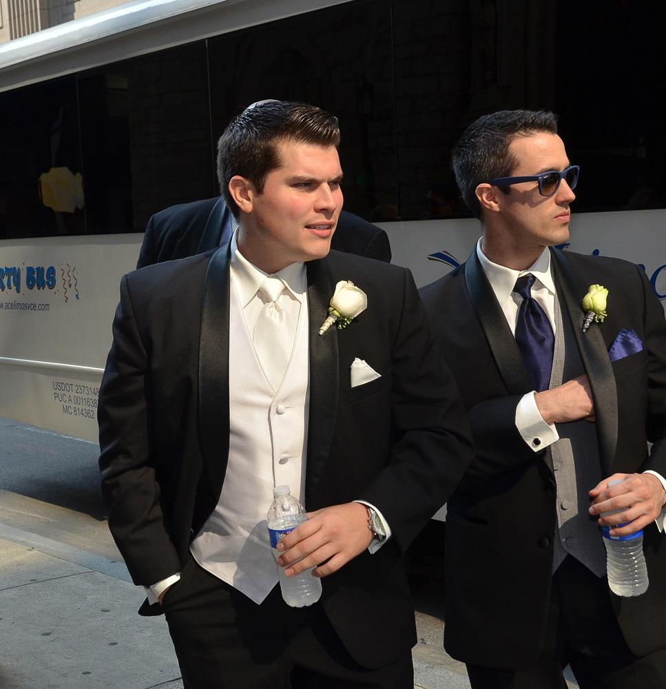 Doubletree Philadelphia wedding / Meyer Photography