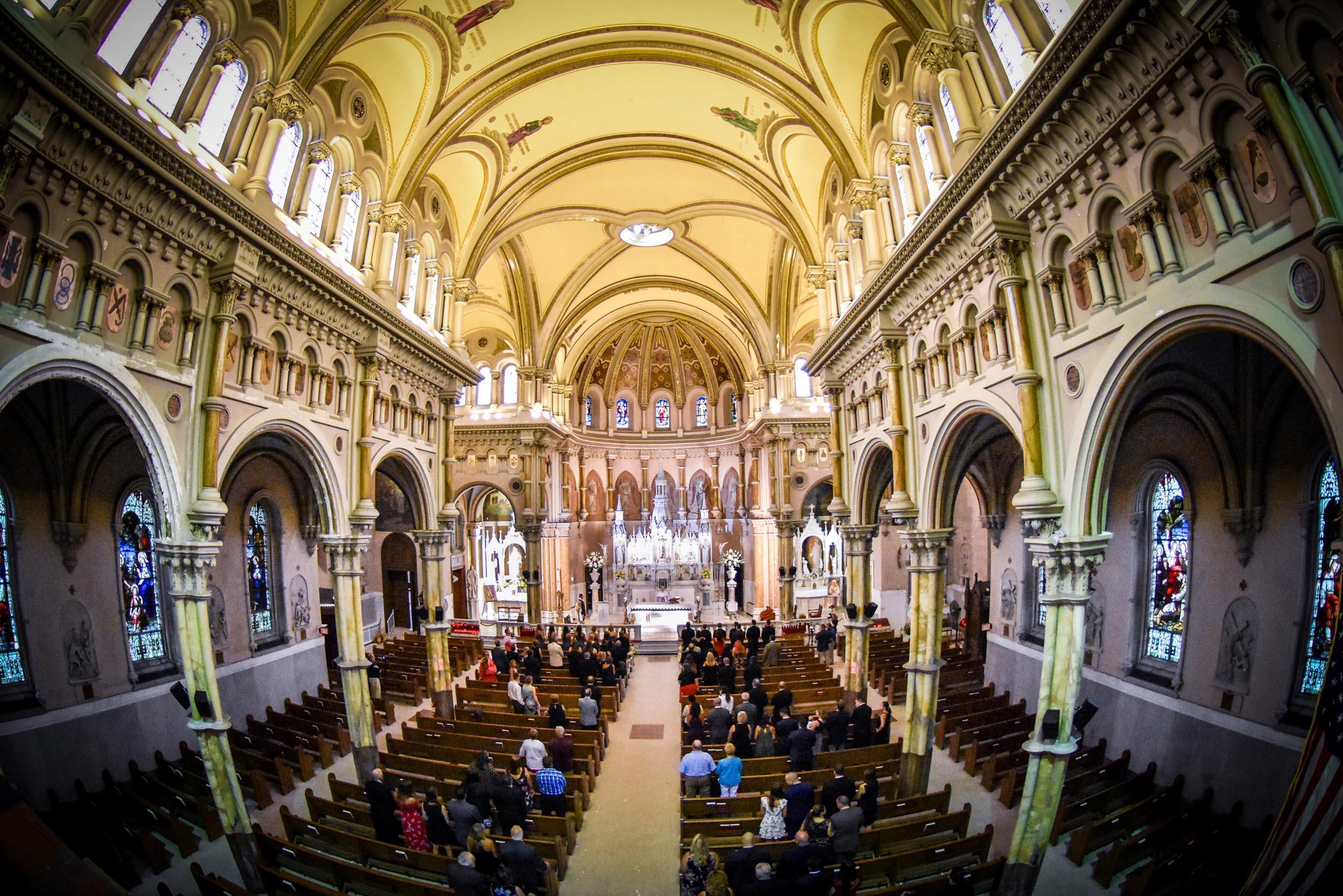 St. Nicholas of Tolentiine Church Atlantic City New Jersey
