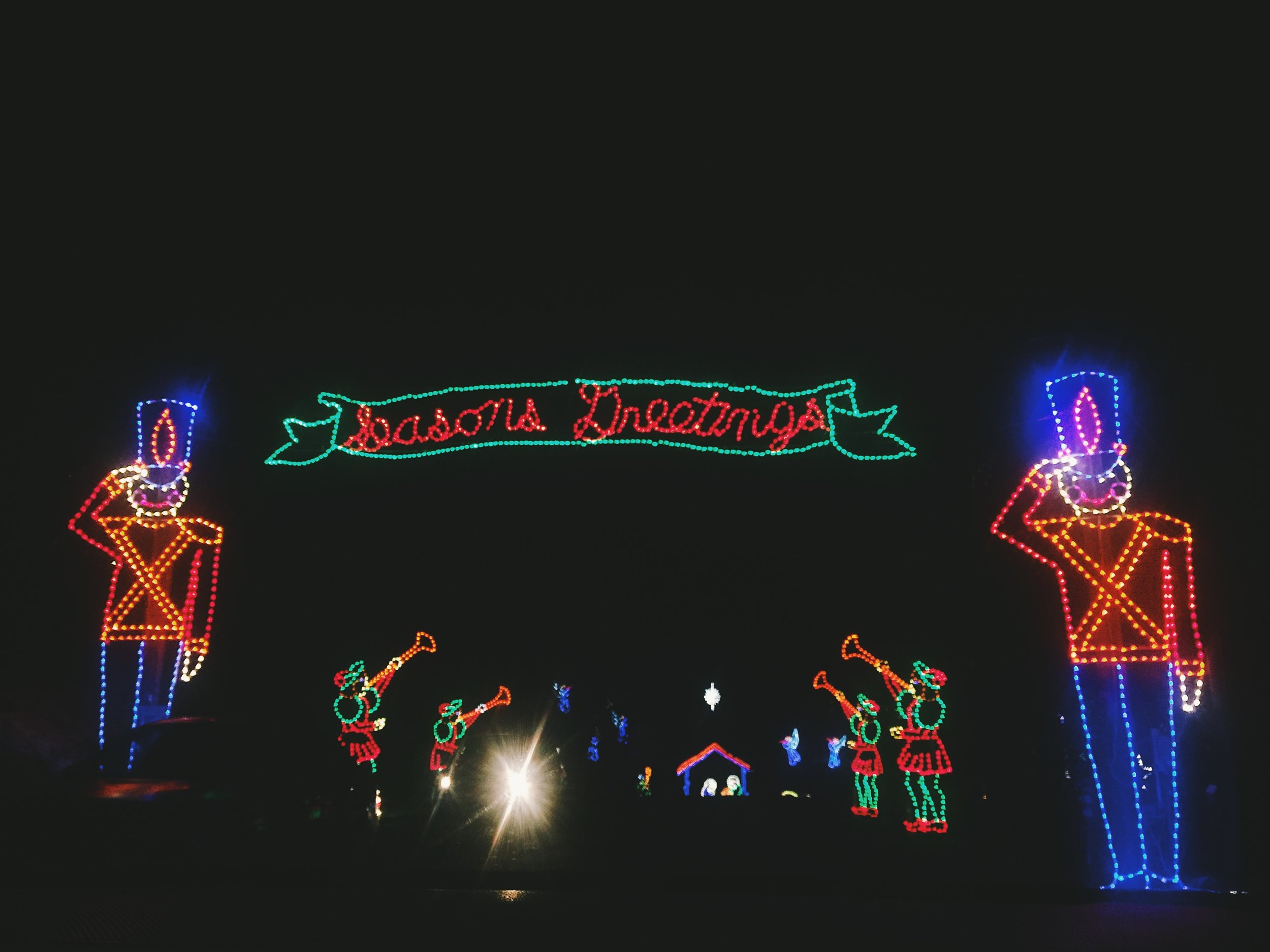 Spanish Fork Light Festival