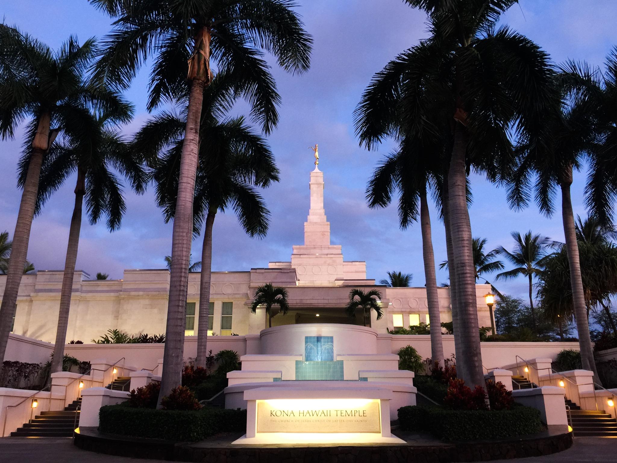 hawaii temple