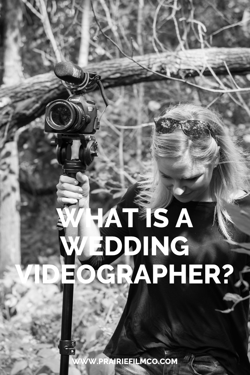 What is a Wedding Videographer?