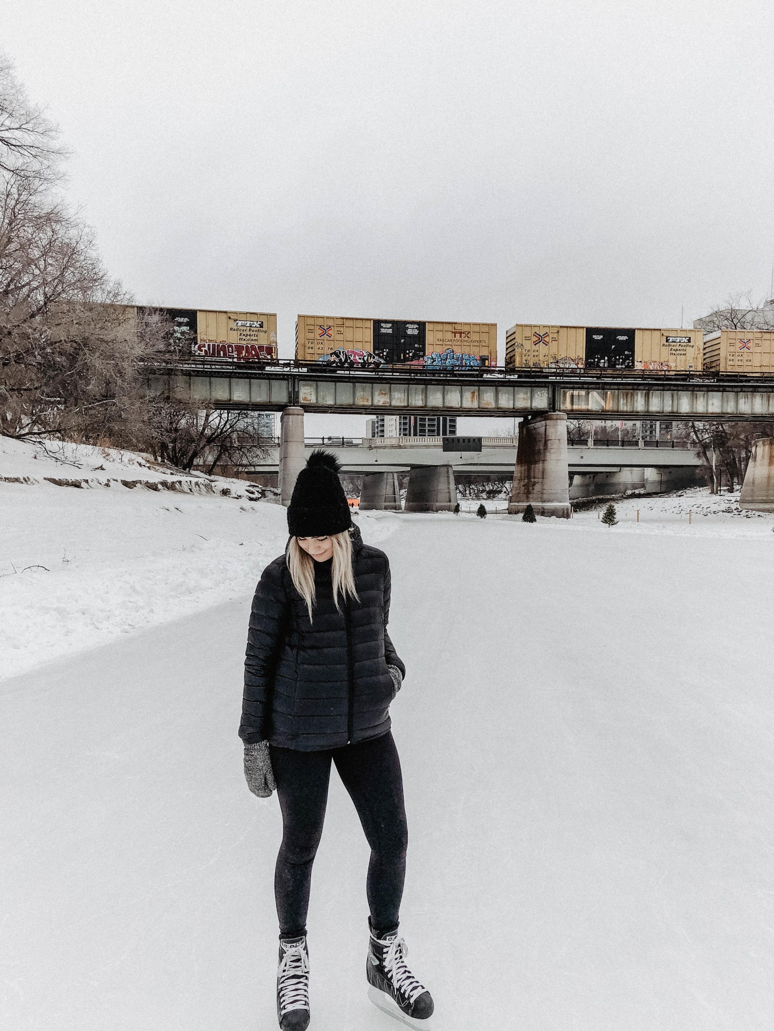 Winnipeg Red River Mutual Trail