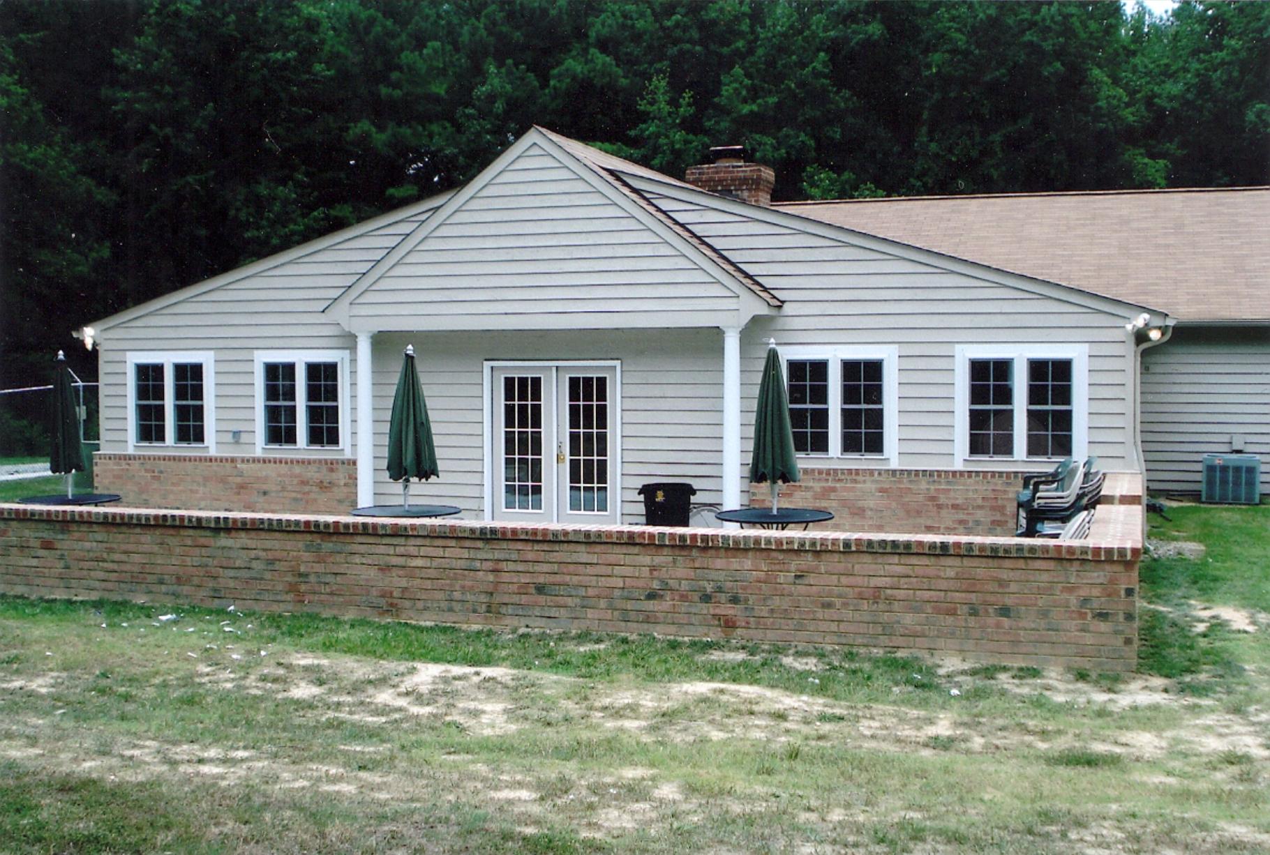 Copy of Community building patio