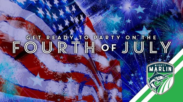 Week 6: 🎆🎇 Celebrate America with our biggest party of the year! 🎆🎇